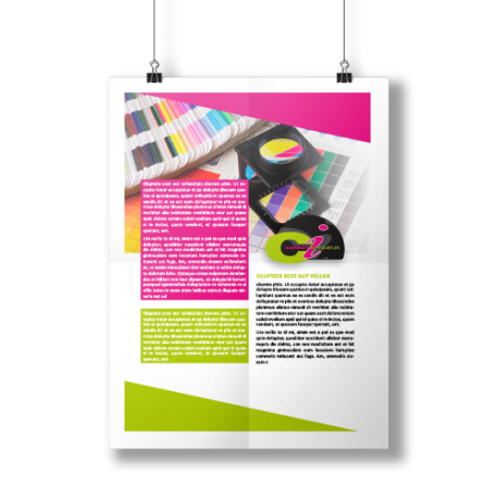 Affiches A4